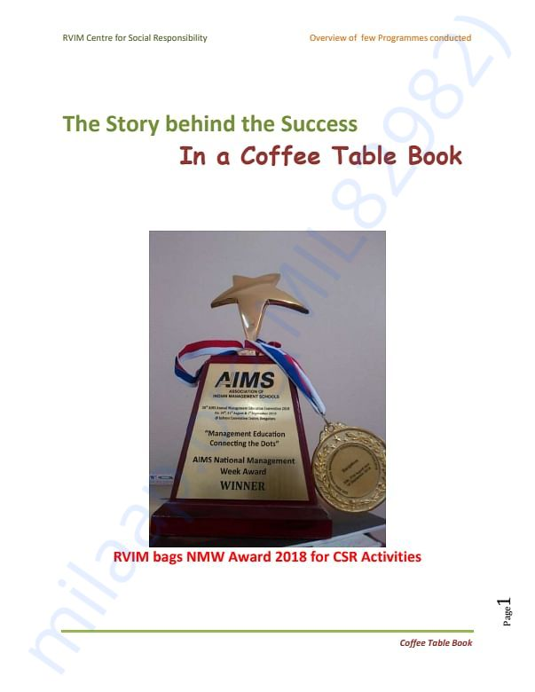 Story behind the Success