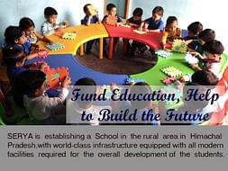 Help Establishing A World-Class School In A Village In Himachal
