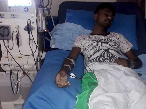 Help Vijay For Kidney treatment