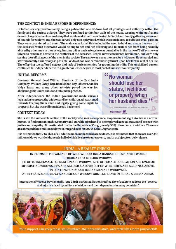 Corporate brochure page no. 2