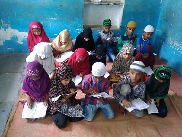 Help children to be educated and hunger free