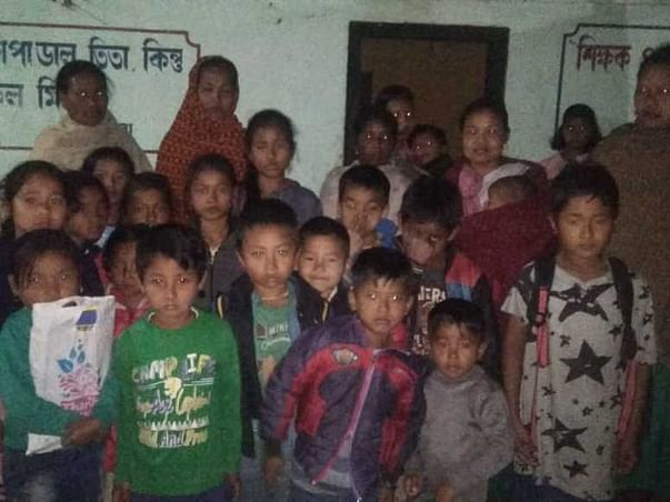 Help to one child of baksa district for better future.
