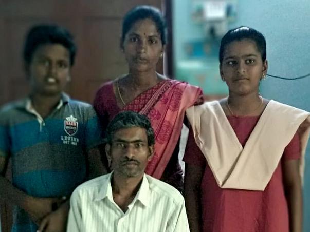 Help fund for struggling farmer(Sakthivel) from heart valve surgery