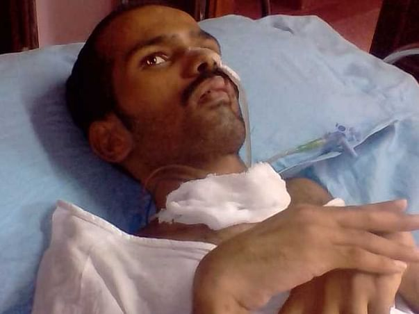 Help Ananthu Fight Post Electrocution Injury