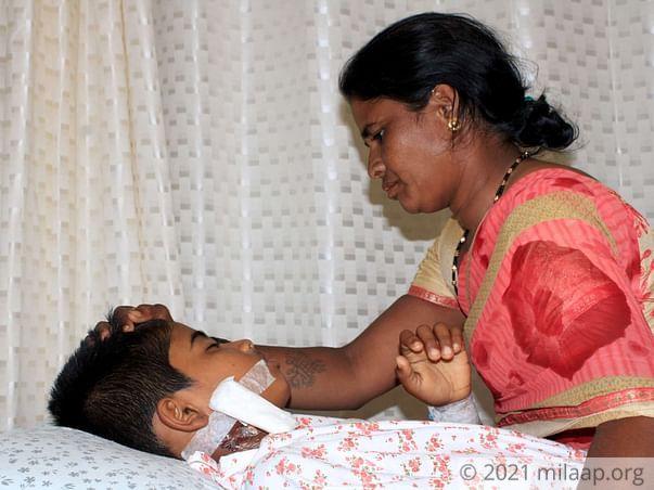 Help Manoj Fight Acute Kidney Failure