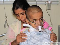 Help Prajwal Undergo Kidney Transplant