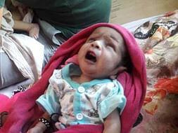 Help Baby Aarohi Undergo Open Heart Surgery