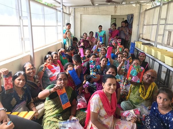 Help underprivileged girls get access to Reusable Sanitary Kits