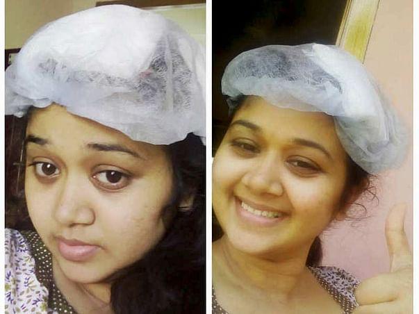 7 brain surgeries in 5 years! Brave girl Sharanya's battle continues..