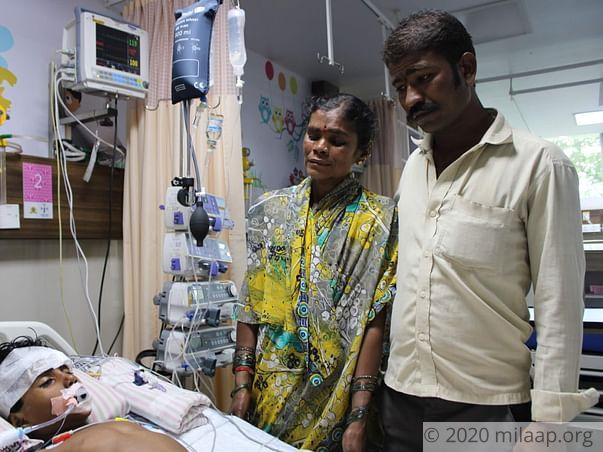 Help Anjali Recover