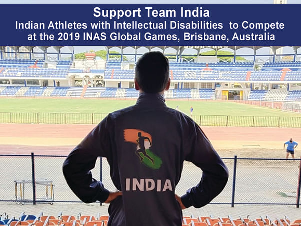 Indian Athletes with Intellectual Disability at 2019 INAS Global Games