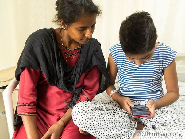 Help Shaik Arshiya Begum Fight Acute Lymphoblastic Leukemia