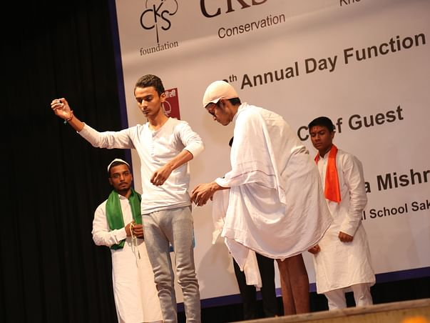 Help the children of CKS Foundation