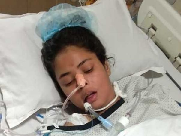Help Megha Recover From A Rare Bacterial Infection