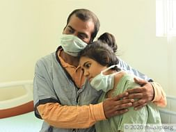 Sirsha needs your help to undergo her treatment