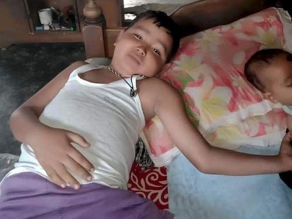 Help Raihan Fight Nephrotic Syndrome