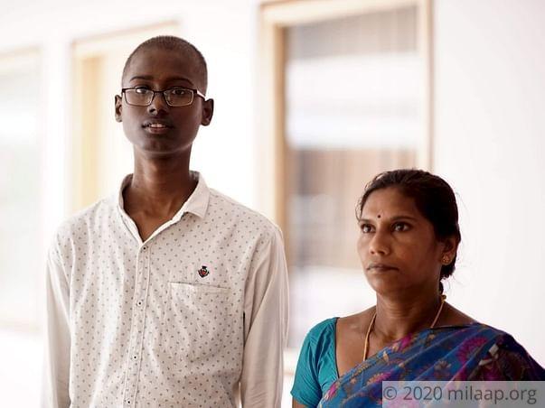 Help L Praveen Kumar Fight Acute Lymphoblastic Leukemia
