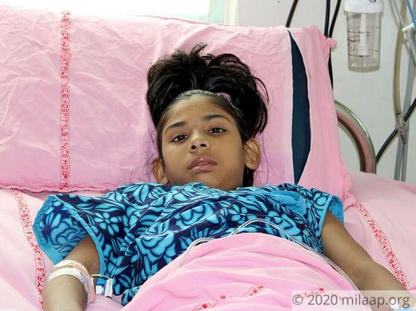 Saraswathi Choudary Needs Your Help To Undergo Her Treatment