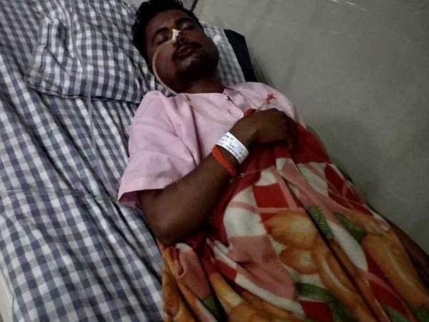 Support Jayadeep Dinkar Darekar To Recover
