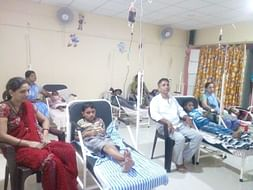 Help Ramnarayan create awareness about Thalassemia