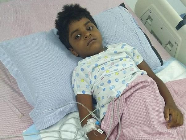 Help Bhavyashri Fight Blood Cancer