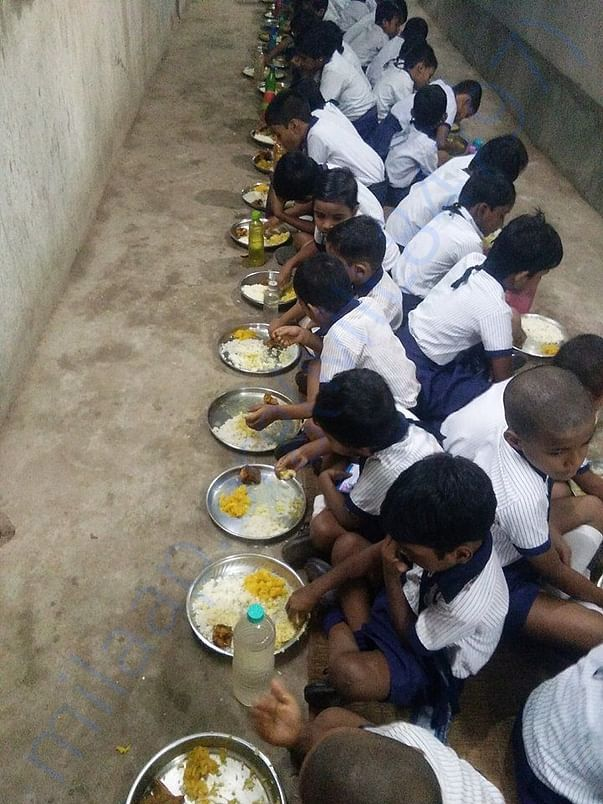 Free Mid Day Meal