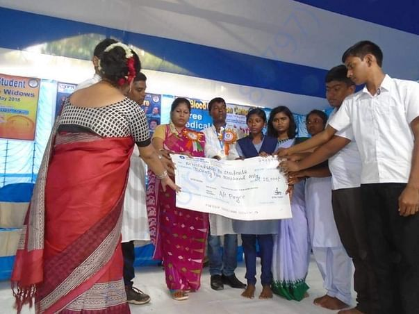 Scholarship to Other School Students