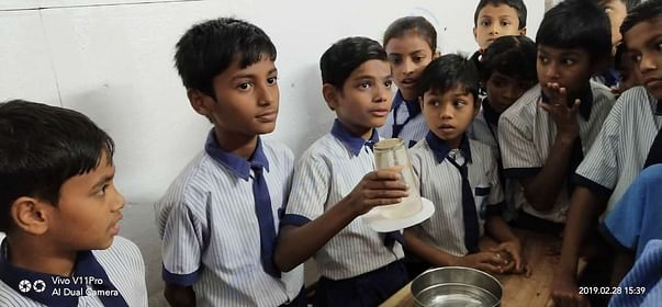 Our School Students in Science Project