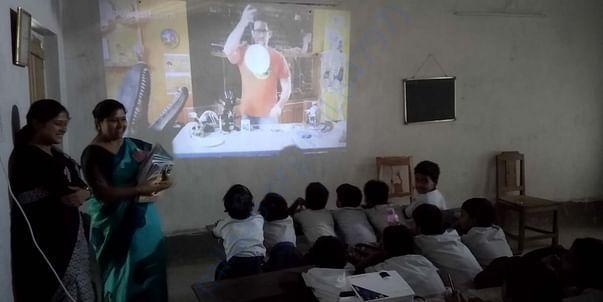 Digital Class Room in our School