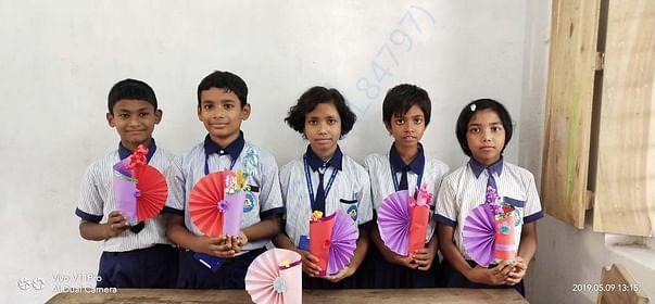 School Student's Work Education