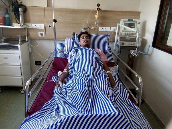 Help Manish Fight Blood Cancer And Undergo Eye Operation