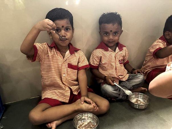 Help The Breakfast Revolution Raise Funds to Fight Malnutrition!