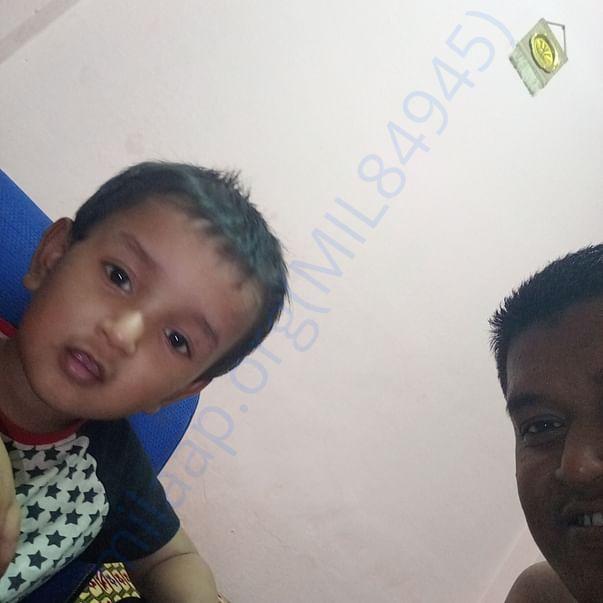 Please help my child