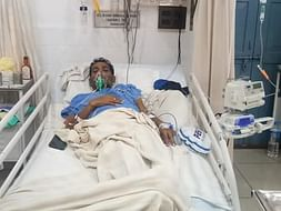 Help Prakash To Fight Liver Failure, Kidney Injury, Pneumonia Issues