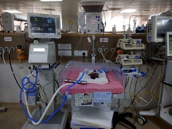 Help Sheetal's baby fight Premature Birth Defect