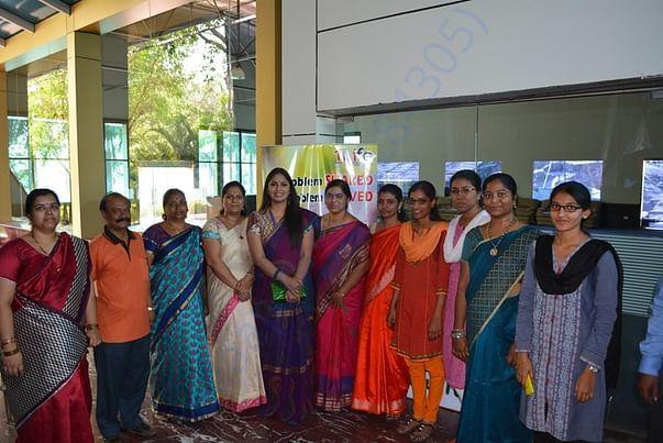 OneLife Volunteers @ TV9 Naveena program