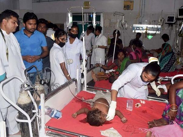 Help Child Brain fever Tragedy in Muzaffarpur, Bihar, India