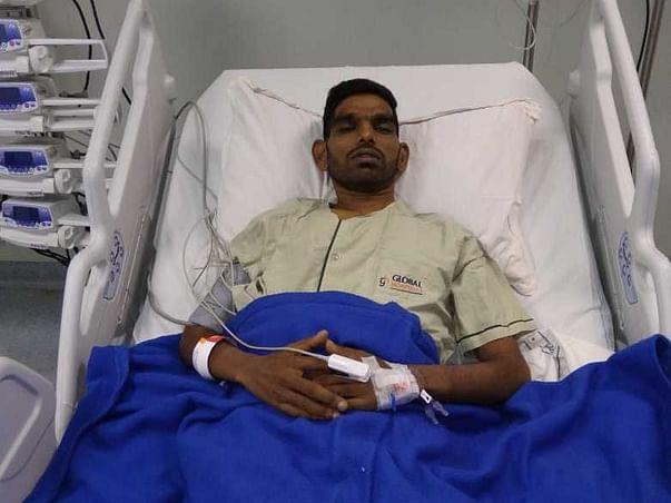 Help Arvind For Liver Transplantation