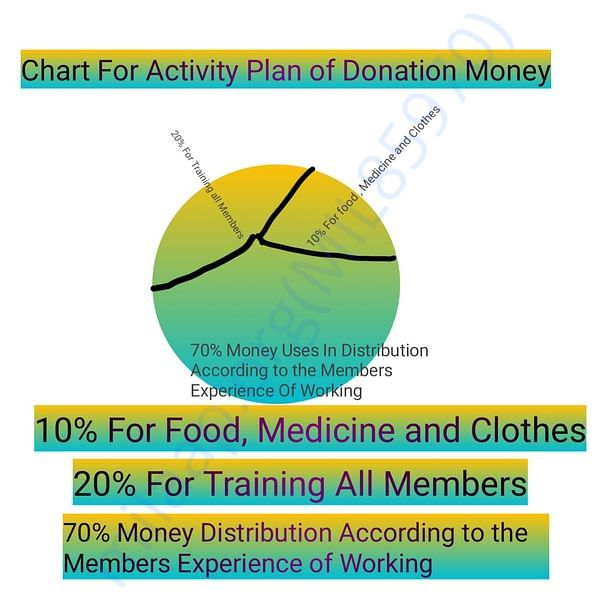 These picture document are Activity Plan Chart of Our Foundation