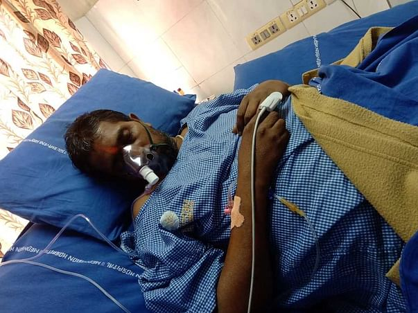 Support Vasudeva Rao Maremanda To Recover