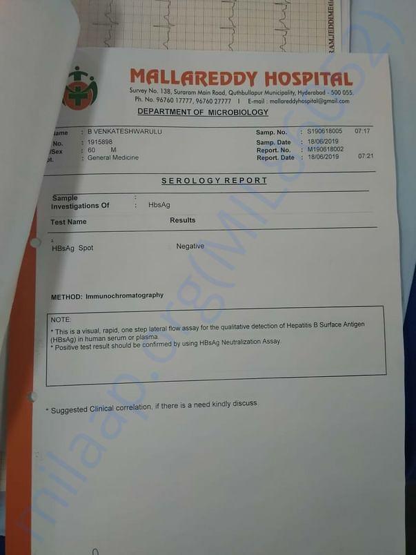 Mallareddy hospital
