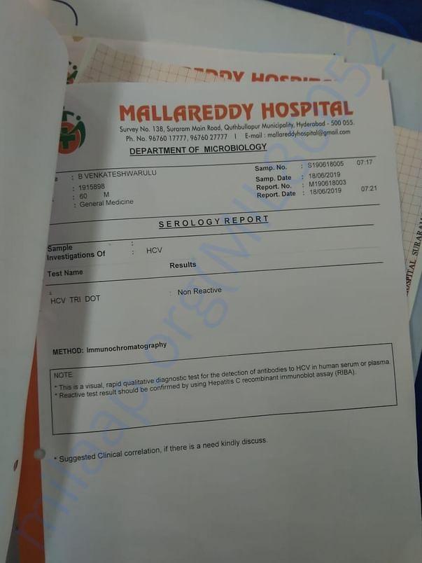 Doctor receipts