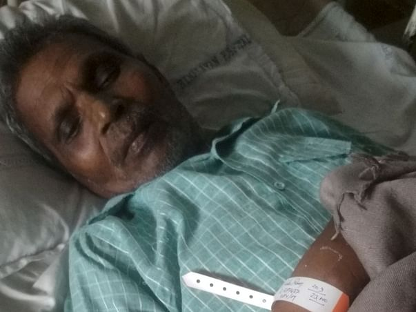 *Help Babu Ram To Fight Kidney Failure*   My name is Babu Ram and i am