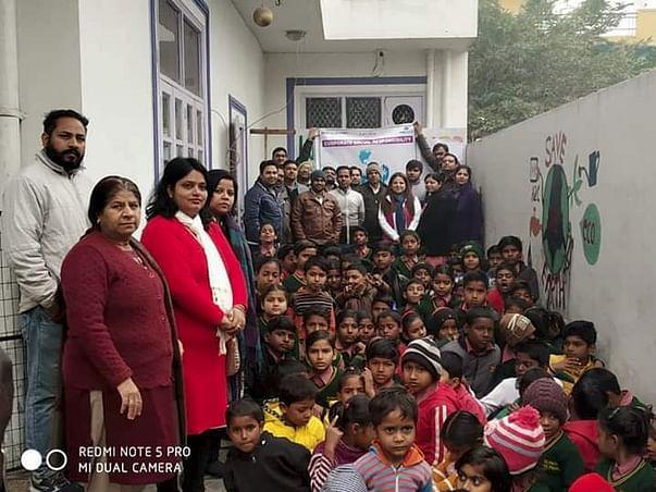School uniform for 150 underprivileged kids