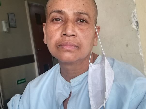 Help my mother to fight blood cancer
