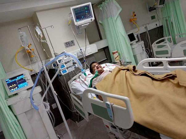 Help 45-year Old Sanjeet to fight against Neuro/Brain Damage