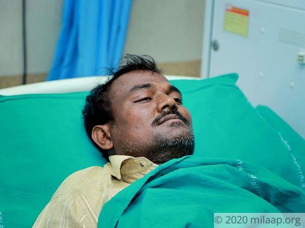 Help Venkateswarlu Undergo A Kidney Transplant