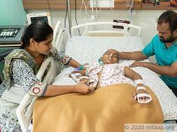 Help Abhiram Fight T Cell ALL