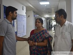 Shyamnath needs your helop to undergo his treatment