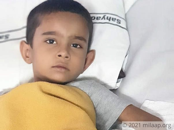 Help Ansh Recover From Ventricular Septal Defect